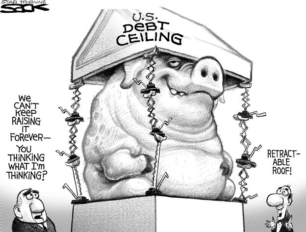 The Debt Limit with the Senate